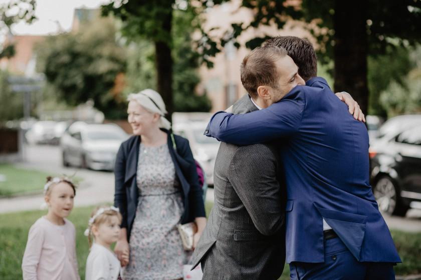 Hochzeit Reportage Fotografie München