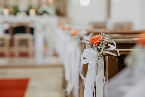 Hochzeit Reportage Fotografie Ammersee Dekoration Kirche
