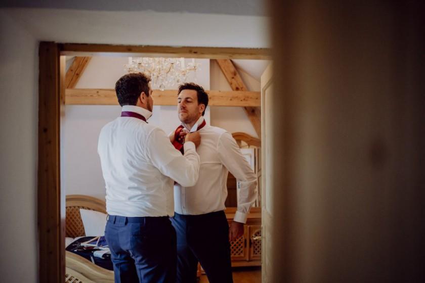 Hochzeitsreportage Hochzeitsfotografie Gut Georgenberg